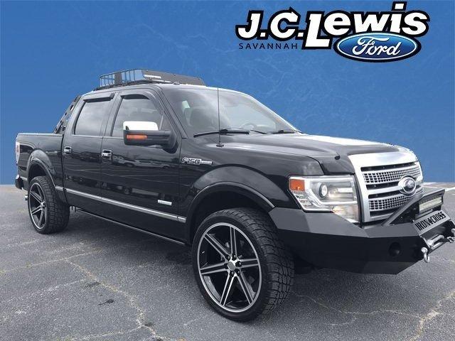 used 2012 ford f 150 platinum rwd truck for sale in savannah ga e80023b. Black Bedroom Furniture Sets. Home Design Ideas
