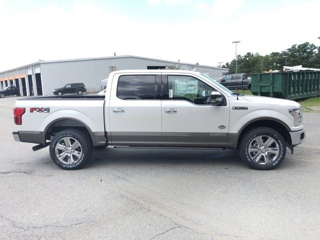 2018 Ford F-150 King Ranch Truck Automatic 4 Door 3.0L Diesel Turbocharged Engine