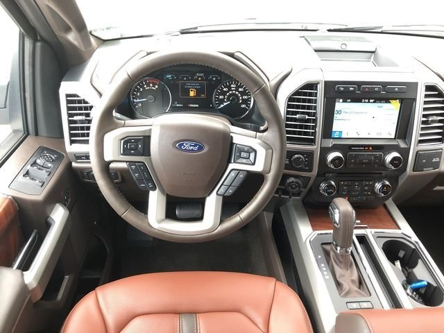 2018 Ford F-150 King Ranch 4 Door Automatic 3.0L Diesel Turbocharged Engine 4X4
