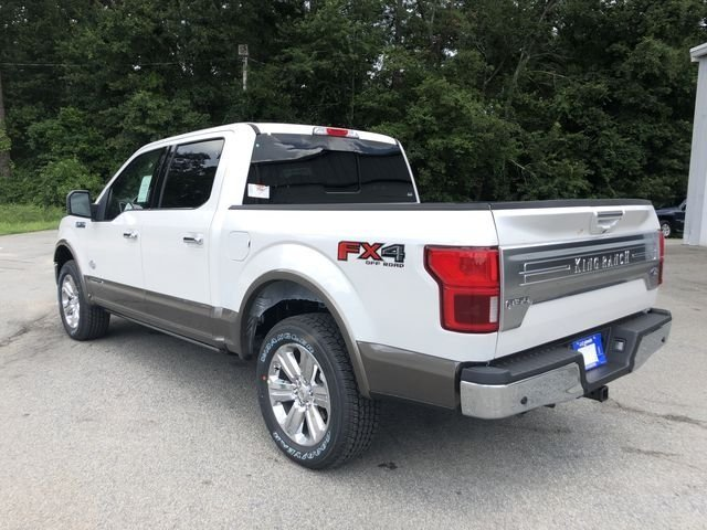 2018 Ford F-150 King Ranch 4 Door 3.0L Diesel Turbocharged Engine Automatic 4X4 Truck