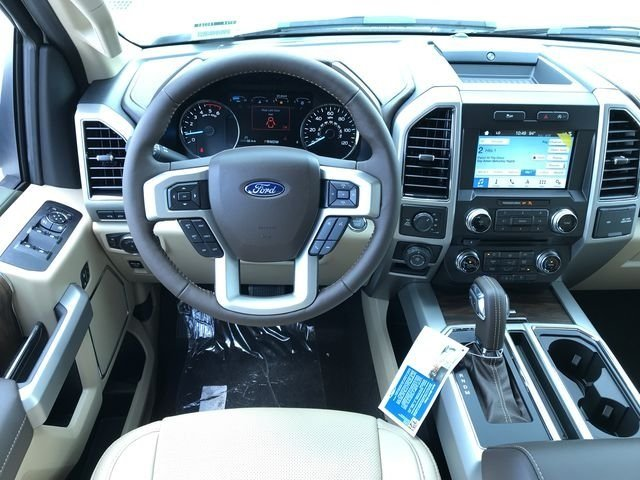 2018 Ford F-150 Lariat 4 Door 3.0L Diesel Turbocharged Engine 4X4 Truck Automatic