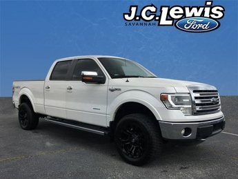 2014 Ford F-150 King Ranch Automatic EcoBoost 3.5L V6 GTDi DOHC 24V Twin Turbocharged Engine 4 Door Truck