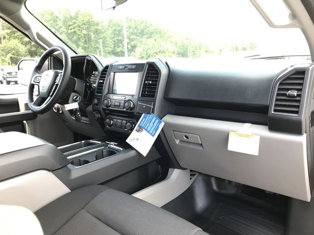 2018 Oxford White Ford F-150 XL 4X4 4 Door Truck Automatic