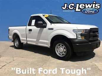 2016 Ford F-150 3.5L V6 Ti-VCT Engine 2 Door RWD Truck