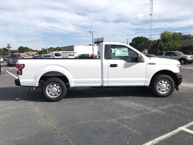 2018 Oxford White Ford F-150 XL 3.3L V6 Ti-VCT 24V Engine Automatic Truck 2 Door RWD