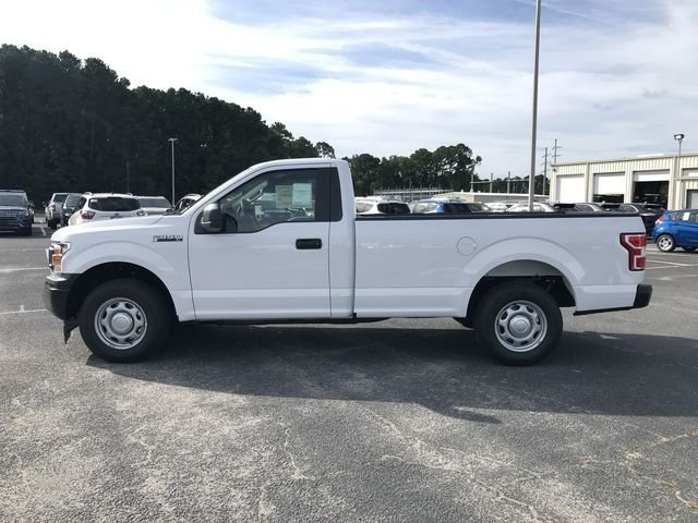 2018 Oxford White Ford F-150 XL 2 Door 3.3L V6 Ti-VCT 24V Engine Truck Automatic RWD