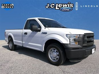 2016 Oxford White Ford F-150 XL Automatic 2 Door Truck
