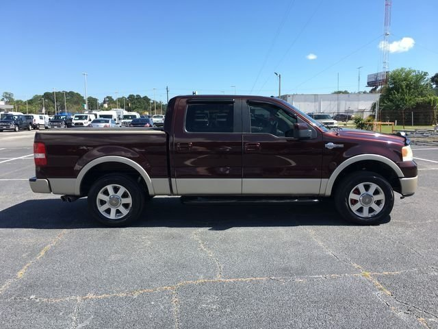 2008 Ford F-150 King Ranch Automatic Truck 5.4L V8 EFI 24V Engine RWD 4 Door
