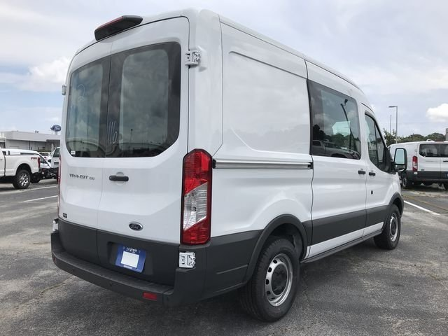 2018 Oxford White Ford Transit-150 Base RWD Automatic Van