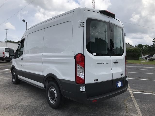 2018 Ford Transit-150 Base 3 Door Van 3.7L V6 Ti-VCT 24V Engine Automatic RWD