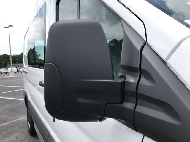 2018 Oxford White Ford Transit-150 Base Automatic RWD Van 3 Door 3.7L V6 Ti-VCT 24V Engine
