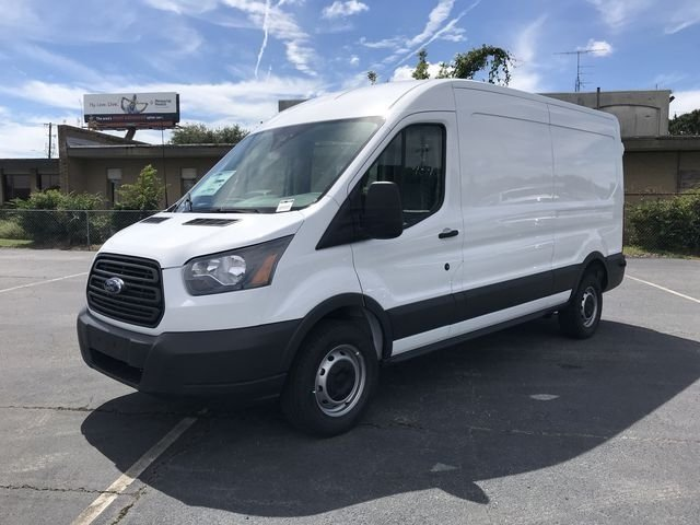 2018 Ford Transit-250 Base Van RWD Automatic 3.7L V6 Ti-VCT 24V Engine 3 Door