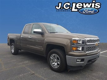 2015 Brownstone Metallic Chevy Silverado 1500 LT 4X4 Automatic 4 Door Truck