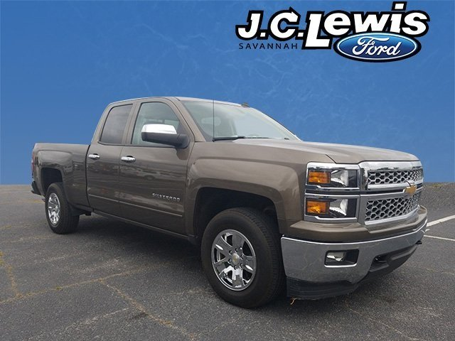 2015 Chevy Silverado 1500 LT Truck Automatic V8 Engine 4 Door