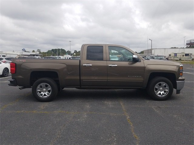 2015 Chevy Silverado 1500 LT 4 Door 4X4 Automatic
