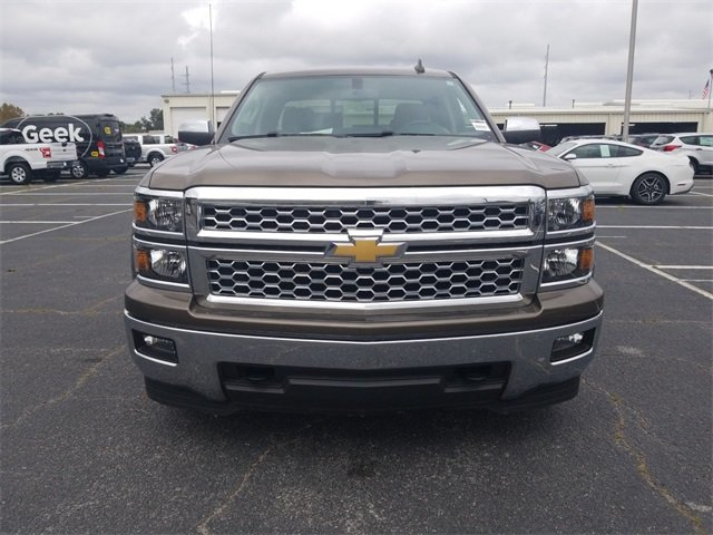 2015 Chevy Silverado 1500 LT V8 Engine Automatic 4 Door