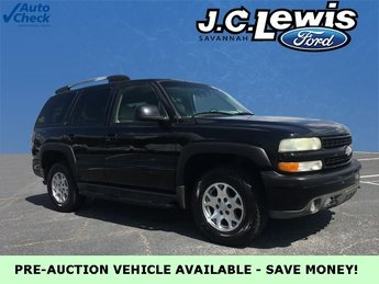 2003 Chevy Tahoe Z71 Automatic SUV 4 Door 4X4