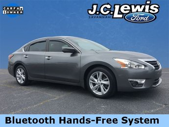 2015 Nissan Altima 2.5 SV Automatic (CVT) 4 Door 2.5L I4 DOHC 16V Engine