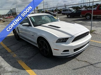 2013 Ford Mustang GT 2 Door Coupe RWD Manual