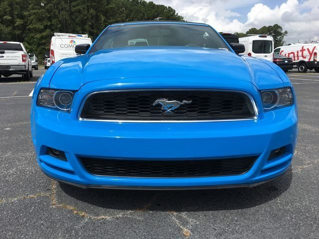 2014 Ford Mustang V6 Premium Automatic Convertible 2 Door