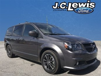 2017 Granite Pearlcoat Dodge Grand Caravan GT FWD Automatic 4 Door 3.6L V6 24V VVT Engine