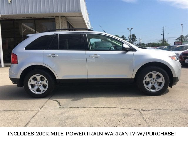 2014 Ford Edge SEL Automatic 4 Door 3.5L V6 Ti-VCT Engine SUV FWD
