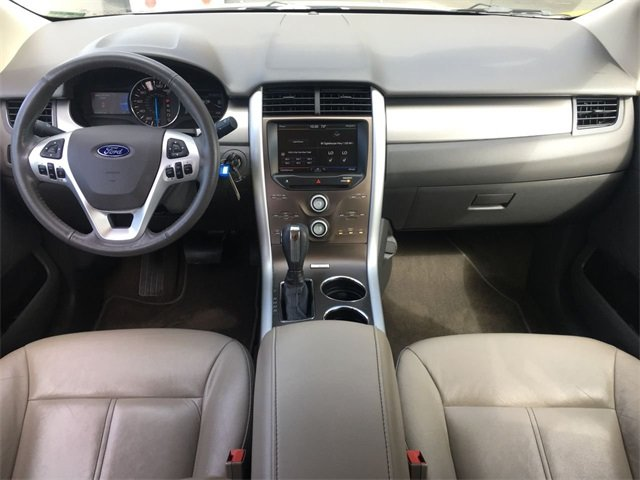 2014 Ford Edge SEL Automatic FWD SUV 3.5L V6 Ti-VCT Engine