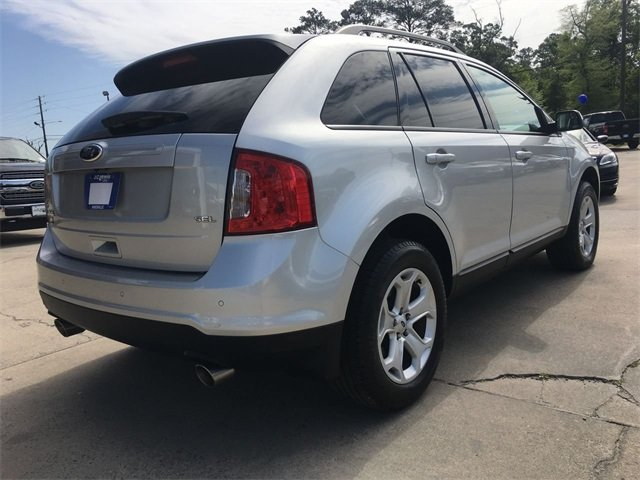 2014 Ford Edge SEL FWD SUV Automatic