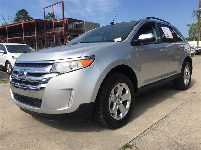 2014 Ford Edge SEL SUV Automatic 4 Door