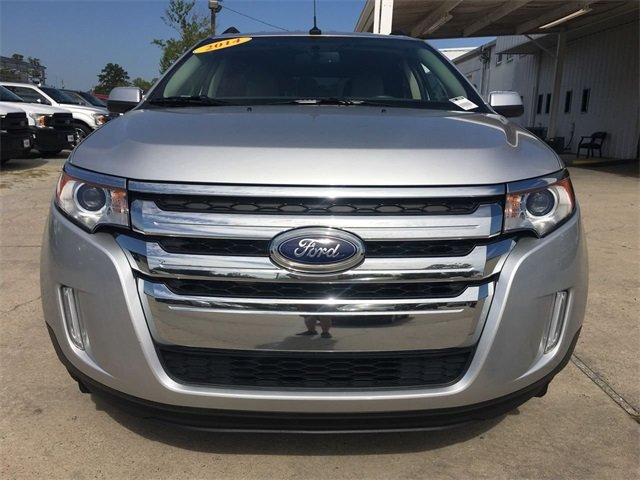 2014 Ford Edge SEL Automatic SUV 3.5L V6 Ti-VCT Engine 4 Door FWD