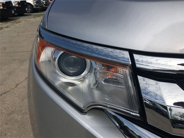 2014 Ingot Silver Metallic Ford Edge SEL FWD Automatic SUV 4 Door