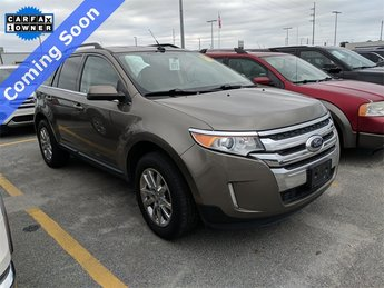 2014 Ford Edge Limited FWD 3.5L V6 Ti-VCT Engine SUV