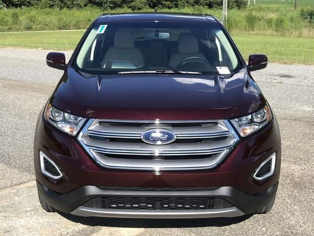 2018 Ford Edge SEL EcoBoost 2.0L I4 GTDi DOHC Turbocharged VCT Engine FWD SUV Automatic
