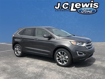 2018 Ford Edge Titanium SUV 4 Door FWD Automatic
