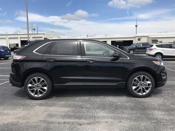 2018 Ford Edge Titanium Automatic SUV FWD 3.5L V6 Ti-VCT Engine