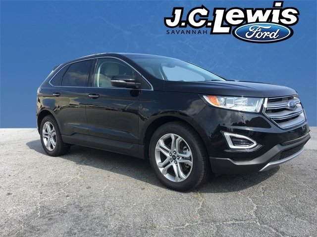 2018 Ford Edge Titanium 4 Door SUV Automatic FWD 3.5L V6 Ti-VCT Engine