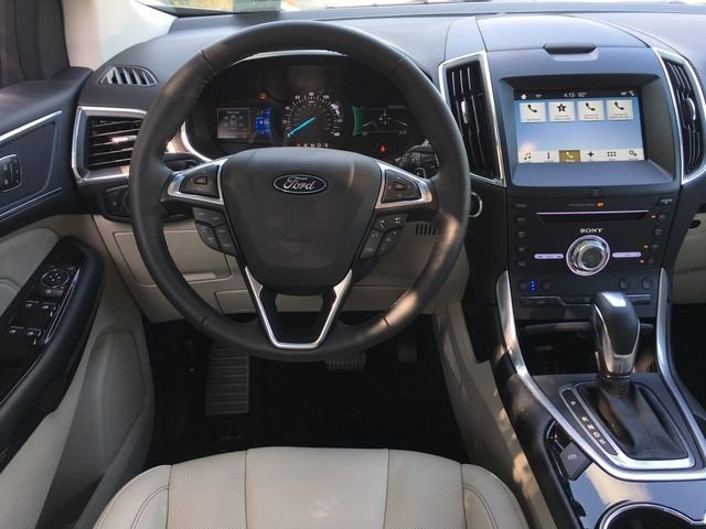 2018 Ford Edge Titanium 3.5L V6 Ti-VCT Engine Automatic FWD