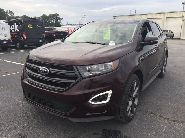 2018 Ford Edge Sport Automatic SUV 4 Door AWD