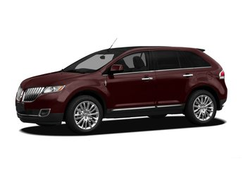 2011 Earth Metallic Lincoln MKX Base 3.7L V6 Ti-VCT 24V Engine FWD SUV