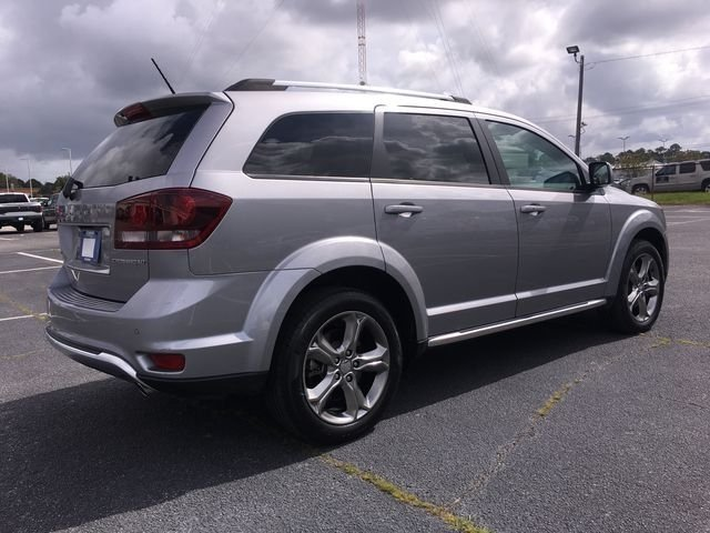 2016 Billet Silver Metallic Clearcoat Dodge Journey Crossroad FWD Automatic 3.6L V6 24V VVT Engine SUV 4 Door
