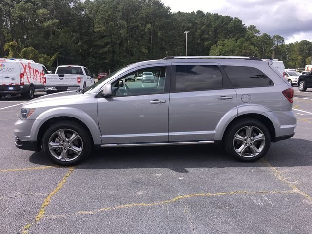 2016 Dodge Journey Crossroad 3.6L V6 24V VVT Engine 4 Door SUV