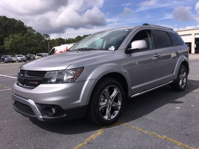 2016 Dodge Journey Crossroad 3.6L V6 24V VVT Engine FWD Automatic