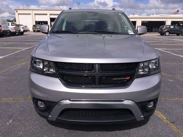 2016 Billet Silver Metallic Clearcoat Dodge Journey Crossroad SUV 3.6L V6 24V VVT Engine Automatic