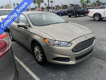 2016 Tectonic Ford Fusion S Automatic Sedan 2.5L iVCT Engine