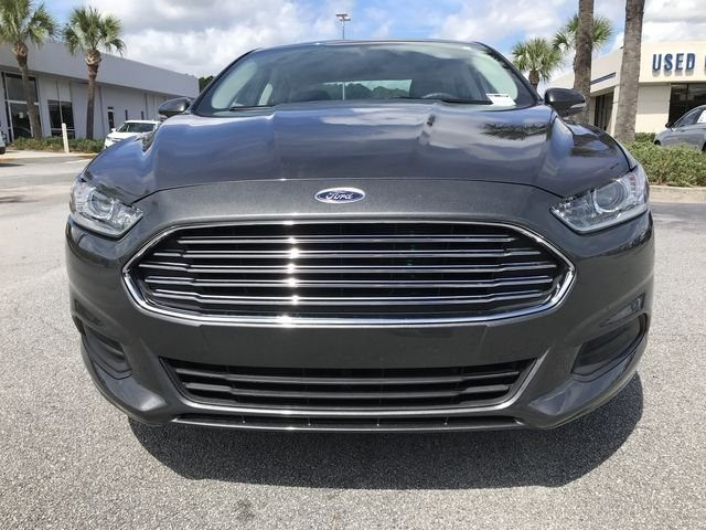 2016 Ford Fusion SE 2.5L iVCT Engine Automatic FWD