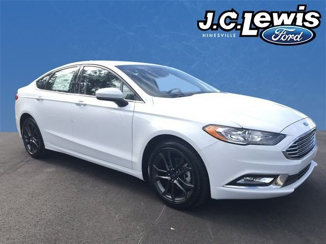 2018 Ford Fusion SE 4 Door I4 Engine FWD