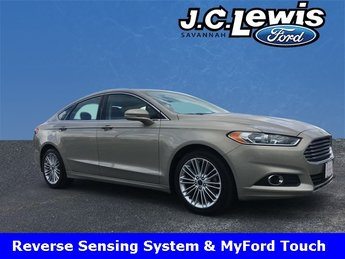 2016 Magnetic Ford Fusion SE 4 Door Automatic FWD EcoBoost 2.0L I4 GTDi DOHC Turbocharged VCT Engine Sedan
