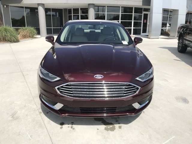 2018 Ford Fusion SE Automatic Sedan EcoBoost 1.5L I4 GTDi DOHC Turbocharged VCT Engine FWD 4 Door