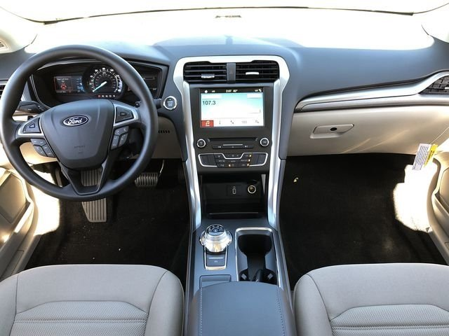 2018 Ford Fusion SE FWD Automatic EcoBoost 1.5L I4 GTDi DOHC Turbocharged VCT Engine Sedan