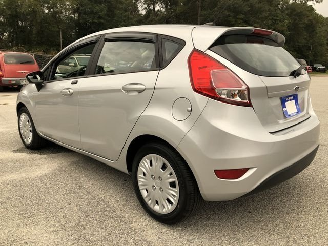 2016 Ford Fiesta S FWD 4 Door Hatchback 1.6L I4 Ti-VCT Engine